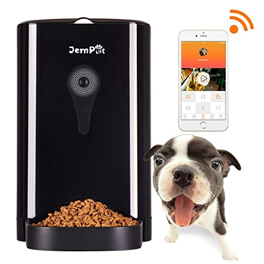 Automatic dog food bowl